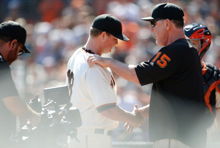 On Matt Cain's memorable final day, even an umpire felt the Giants' tug of high emotion