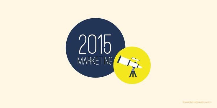 5 tendencias en técnicas de marketing online para 2015