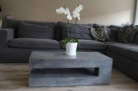 Afbeeldingsresultaat voor betonlook verf op hout