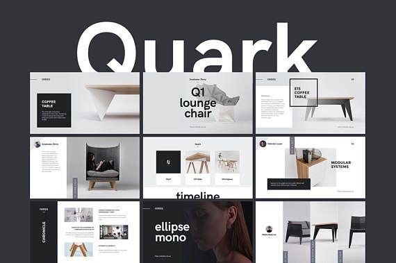 Quark  Special Keynote Presentation Template