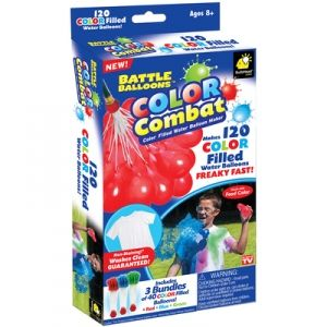 Find the As Seen On TV Battle Balloons Color Combat Water Balloon Maker by As Seen On TV at Mills Fleet Farm.  Mills has low prices and great selection on all Outdoor Play.