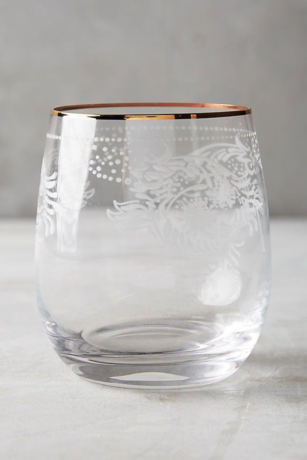 Slide View: 1: Sante Stemless Wine Glass