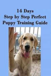 14 Days Step by Step Perfect Puppy Training Guide #free #download #ebook