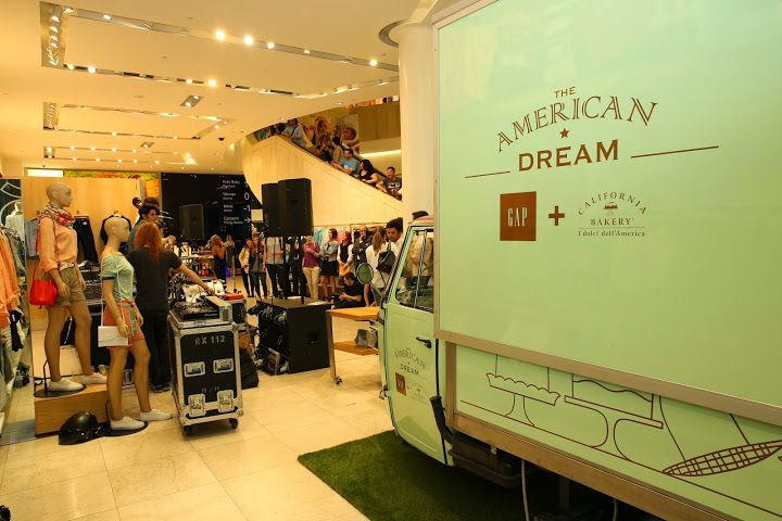 The American Dream Cafè - Opening Party