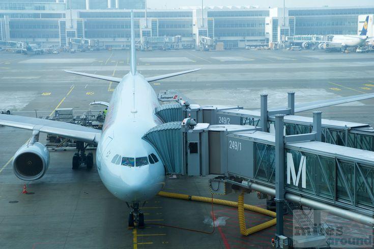 Air Canada Airbus A330-300 (Registrierung C-GHKW) am Gate Flughafen München - Check more at https://www.miles-around.de/trip-reports/business-class/air-canada-business-class-im-airbus-a330-300-nach-toronto/,  #A330-300 #AirCanada #Airbus #BusinessClass #MUC #YYZ