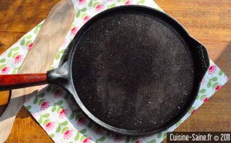1000 id es propos de poele ceramique sur pinterest for Comment nettoyer la fonte