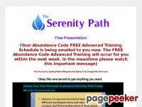 The Serenity Path - Your Customized Spiritual Practice