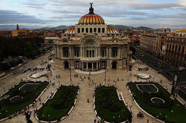 Terraza De Bellas Artes Cdmx