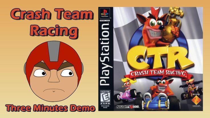 Crash Team Racing | Three Minutes Demo