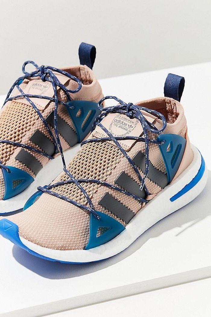 chaussure femme adidas ete
