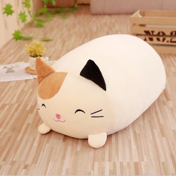 Cute Animal Plush Toy Pillow Plush Pillows Animal Pillows Cat Plush Toy