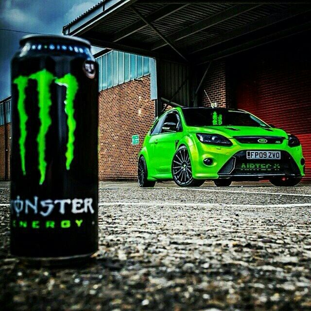 Monster Energy, Monsters, The Beast