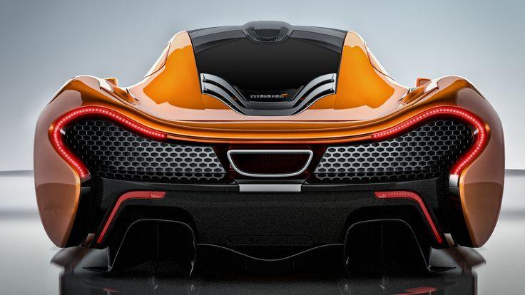 McLaren / CGI render / 3d render / fast car / sports car