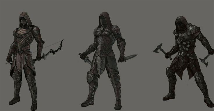 Thieves Guild Armor Elder Scrolls Online
