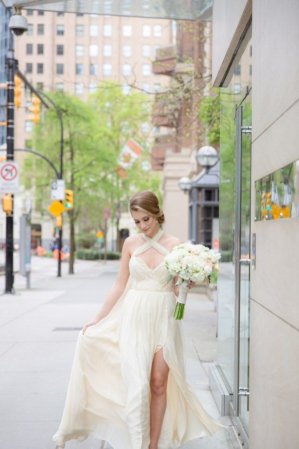 Modern-Cinderella-wedding-dress