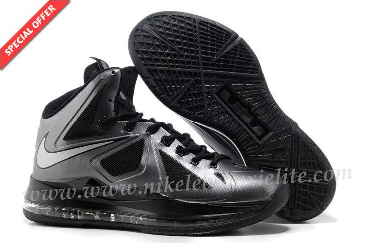 Cheap 541100-001 Black Diamond Style Nike Lebron X 10