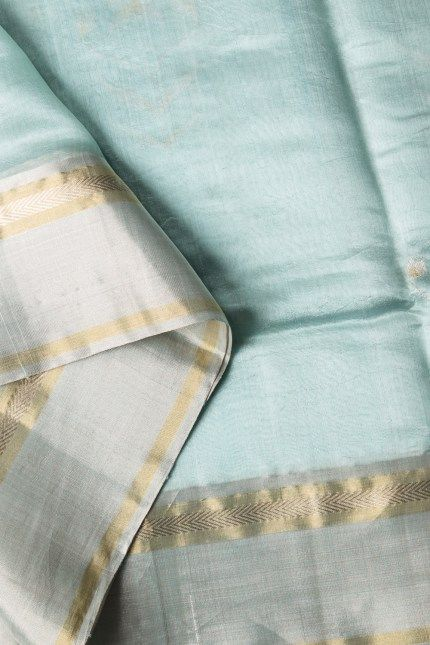 RAW MANGO CHANDERI SILK L05631 | Lakshmi