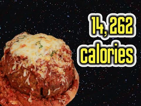 I've actually helped cook this one before!  It's freaking amazing!  Meatball Deathstar - Epic Meal Time