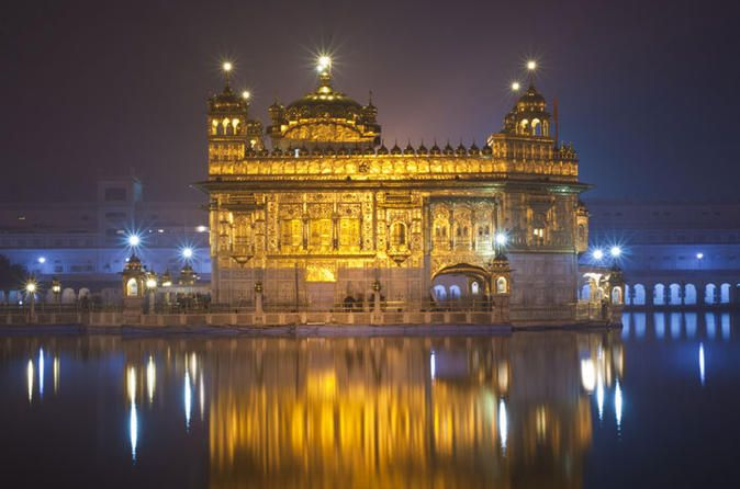 Private 7-Night Himalayan Hills Tour from Delhi Your journey starts from Delhi to the most sacred shrine of the Sikhs all over the world, the Golden Temple in Amritsar to Dharamsala, the bastion of Tibetan Buddhism in India. You will experience the simple majesty of the Golden Temple and the beating retreat ceremony of India and Pakistan. From here, you will be taken to Dharamsala. From Dharamsala, you will travel to the tea capital of North India, Palampur and then to ...