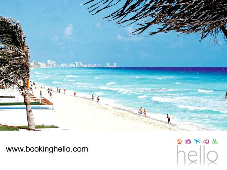 VIAJES PARA JUBILADOS. Cancún es un destino que alberga pequeños lugares llenos de encanto, rodeados de naturaleza, historia y playas, entre otras cosas que lo convierten en el sitio perfecto para que tus vacaciones sean inolvidables. En Booking Hello te ofrecemos las mejores tarifas en packs all inclusive con acceso a los resorts Catalonia, donde podrás relajarte después de cada recorrido que decidas hacer. Si deseas más información, te invitamos a visitar nuestra página web. #bookinghello