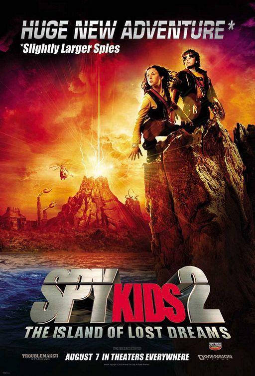 Spy Kids 2: The Island of Lost Dreams (2002)