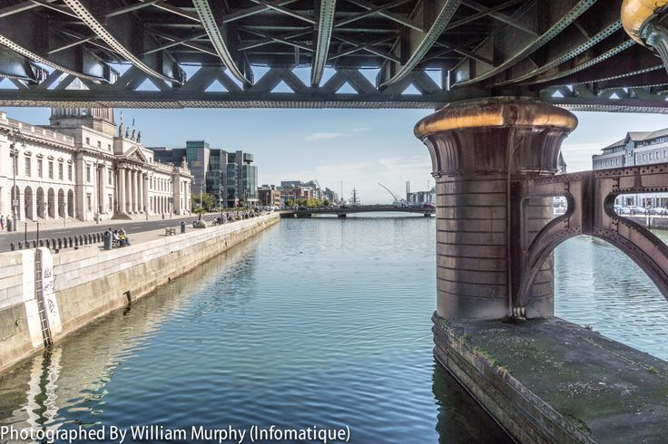 The Loopline Bridge (or the Liffey Viaduct) is a railway bridge spanning the River Liffey and several streets in Dublin, Ireland. It joins rail services from south of Dublin to Connolly Station and lines north.