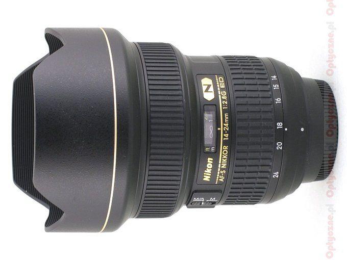 Nikon Nikkor Af S 14 24 Mm F 2 8g Ed Review Introduction Lenstip Com Best Digital Camera Reflex Camera Shooting Camera