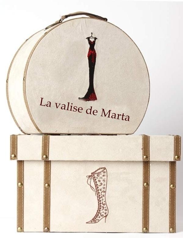 La valise de Marta