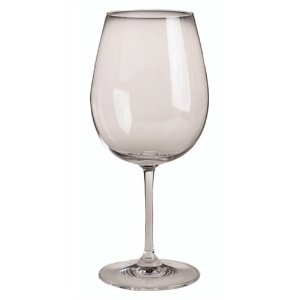 Waterford Pure Crystal Vintage Deep Red Wine Glass