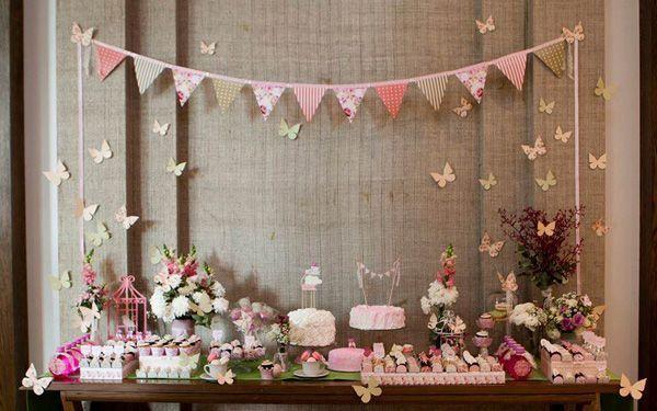 Decoração para Festa Infantil Borboletas
