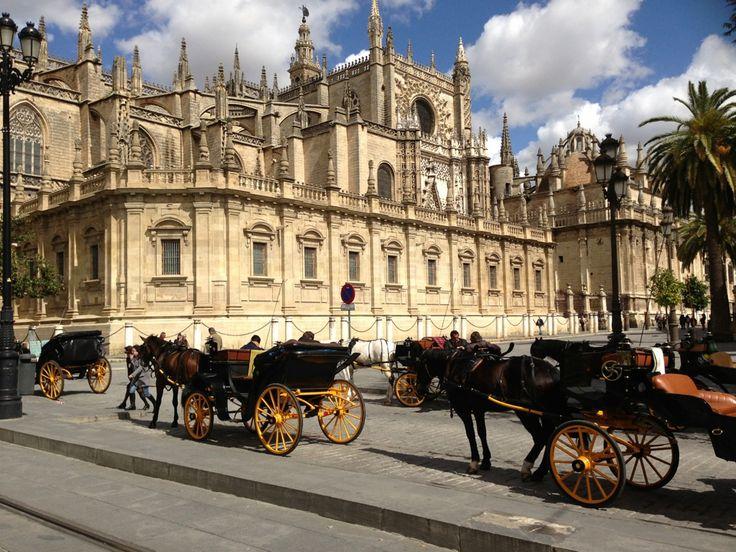 La Giralda in Sevilla