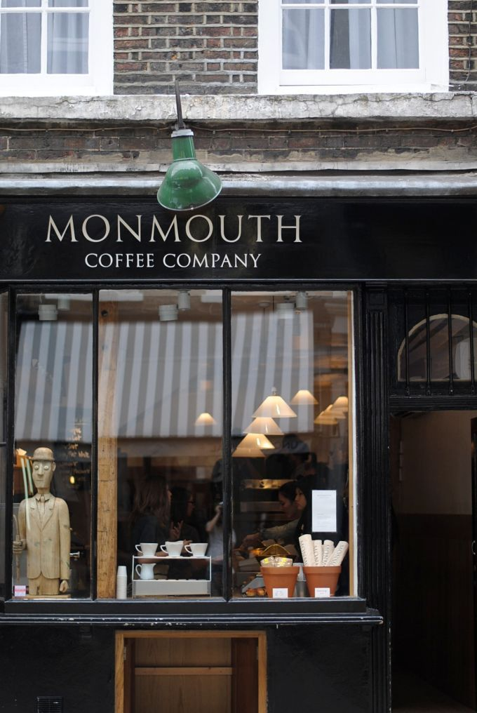 Monmouth Coffee Company - Covent Garden, London, UK