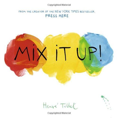 Mix it Up by Herve Tullet http://www.amazon.com/dp/145214057X/ref=cm_sw_r_pi_dp_itGNwb0Z16H7Y