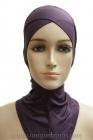 Ninja Inner Underscarf | Inner Ninja Underscarf | Ninja Inner Hijab | Fitted Underscar | Neck Cover