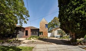 Tower House, Victoria by Andrew Maynard Architects.