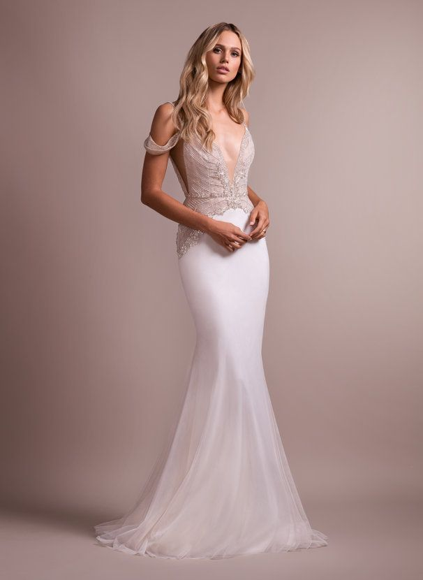 Hayley Paige Style 6910 Elton Bridal Gown With Images Spring