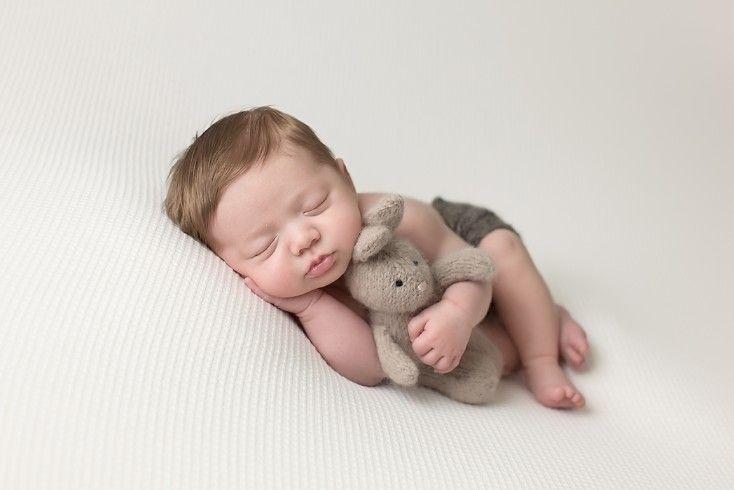 Los Angeles Newborn Baby Photographer | Maxine Evans Photography