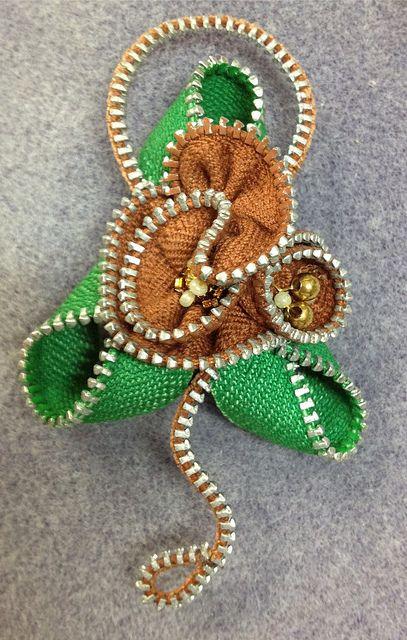 zipper craft 2 you could make dragonflies!