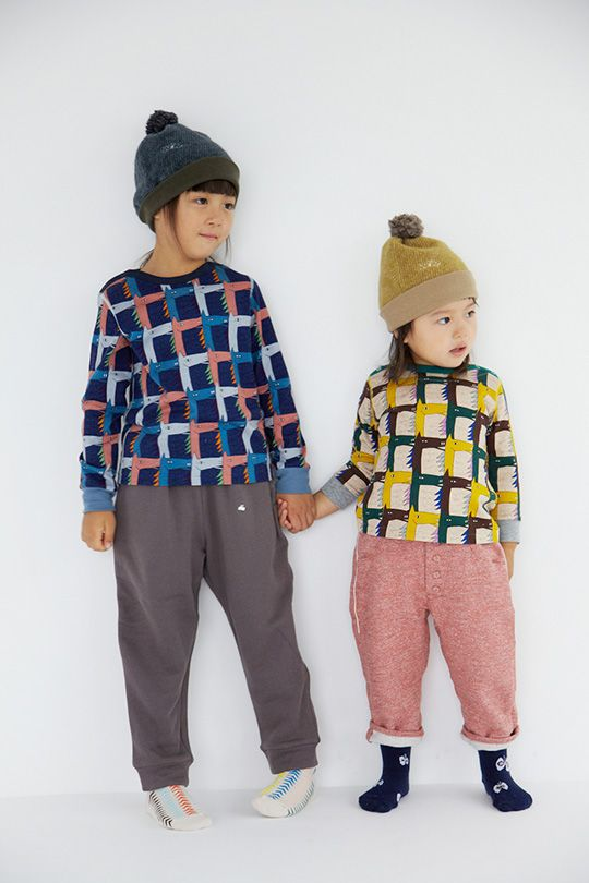 Japanese kids' style