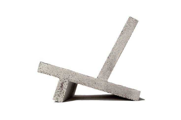 WAVEBREAKER   Unexpectedly Light Concrete Outdoor Furniture   Zachary A Design