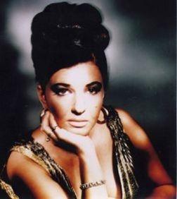 Une chanteuse: Natacha Atlas