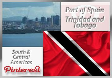 Port of Spain, also written as Port-of-Spain, is the capital of the Republic of Trinidad and Tobago and the country's third-largest municipality, after San Fernando and Chaguanas. The city has a municipal population of 49,031, a metropolitan population of 128,026 and a transient daily population of 250,000. It is located on the Gulf of Paria, on the northwest coast of the island of Trinidad and is part of a larger conurbation stretching from Chaguaramas in the west to Arima i