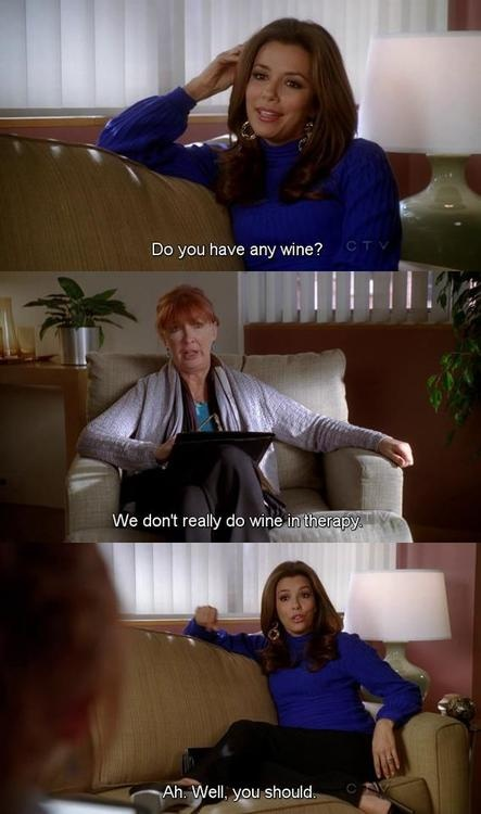 Traurige zitate desperate housewives
