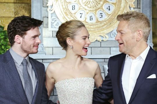 5 Fairy-Tale Princess Wedding Hairstyle Ideas on the Actress Who Plays Cinderella