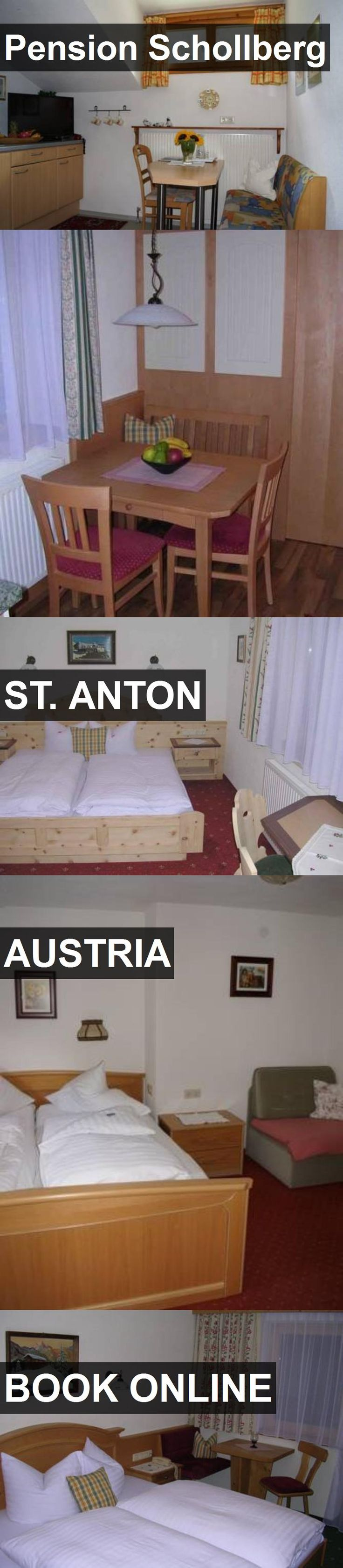 Hotel Pension Schollberg in St. Anton, Austria. For more information, photos, reviews and best prices please follow the link. #Austria #St.Anton #travel #vacation #hotel