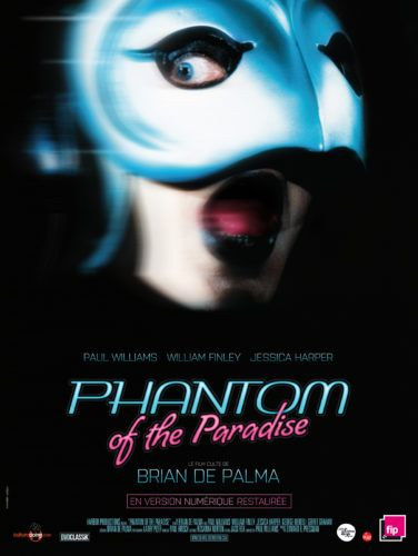 Critique avis review Phantom of the Paradise -Cinealliance.fr