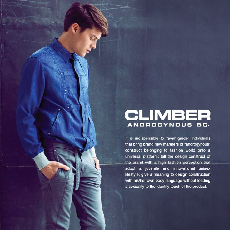 "Climber B.C. Fall Winter 2012 ""Daydream"""