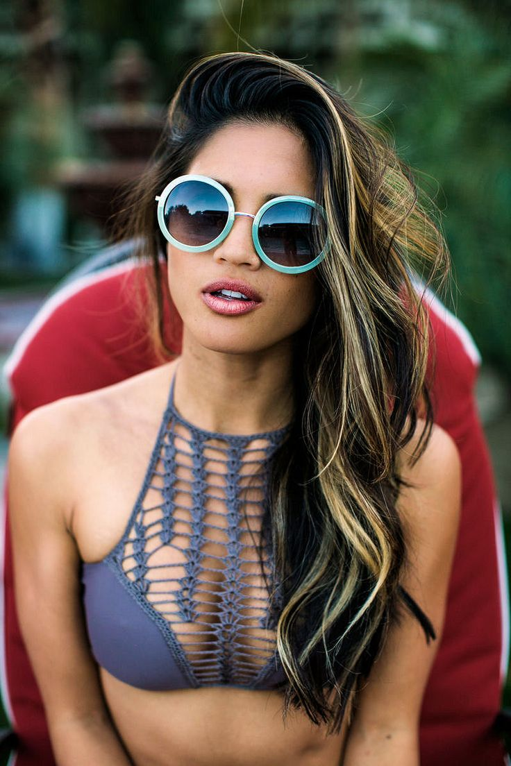 Acacia Swimwear Panama top #soleilblue