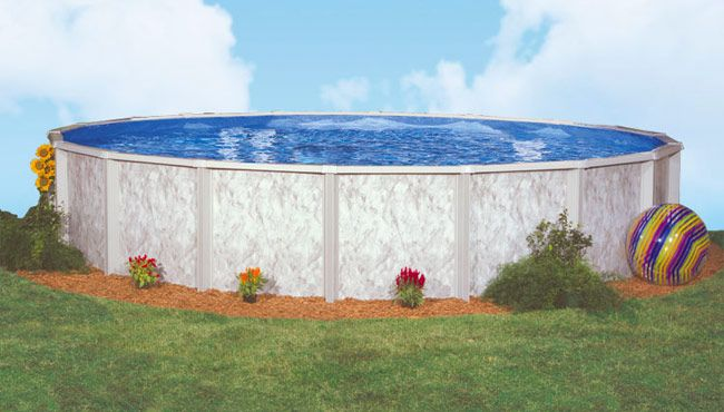 Doughboy Above Ground Pools - Sales, Service, Installation
