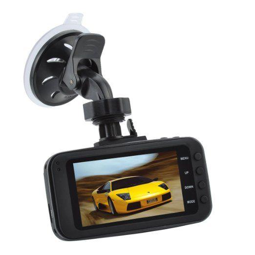 Amazon.com : Conbrov(tm) T36 1080p Full Hd Car Dash Cam Super Night Vision Vehicle Video Recorder Black Box Backup Dashboard Camera : Car Electronics
